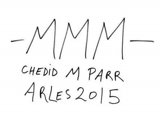 Visuel du projet MMM : Matthieu Chedid rencontre Martin Parr