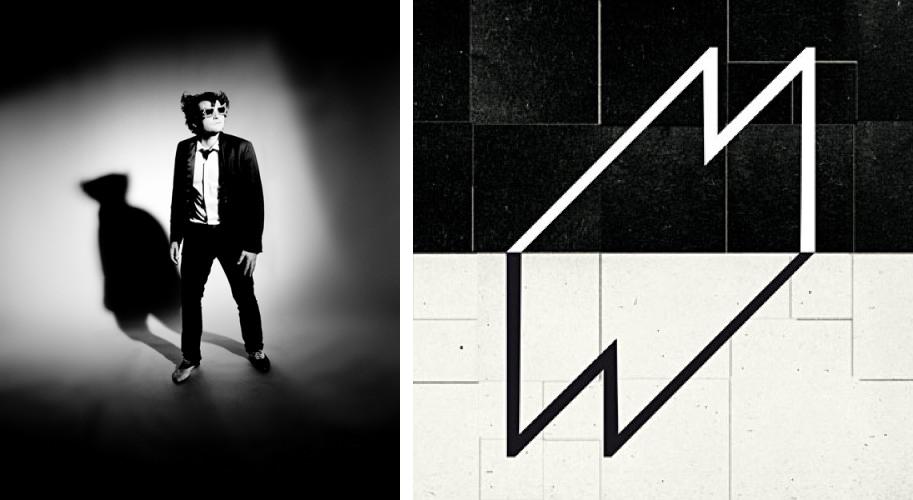 Visuels de l'album Mister Mystère de Matthieu Chedid (2009) - Une mise en image très travaillée