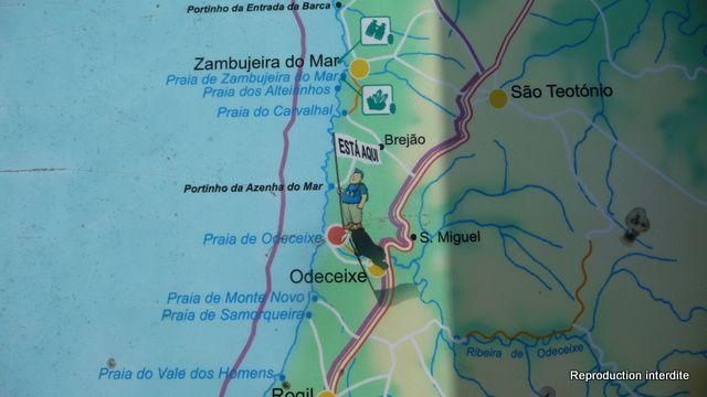 Photos de Sagrès, Le Cap St Vincent et Odeceixe