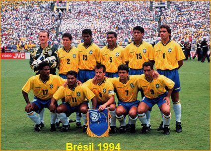 La meilleure équipe du Brésil