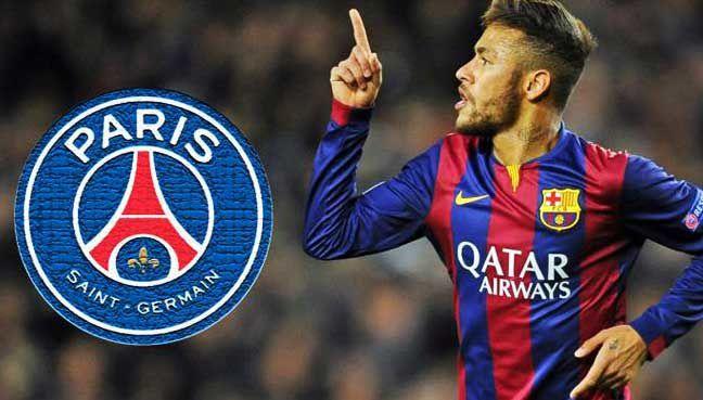 Neymar au Psg mais pourquoi ?