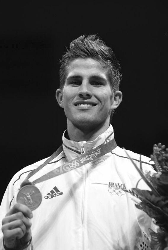 Autre médaillé... Alexis Vastine
