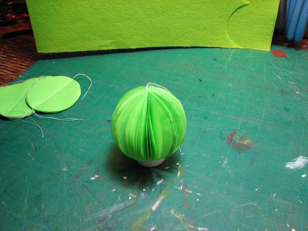Déco de noël : les boules