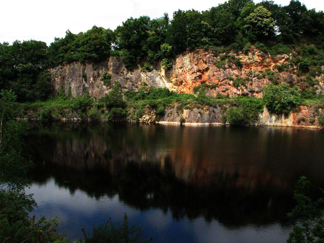 Balade : le lac de Cheffois