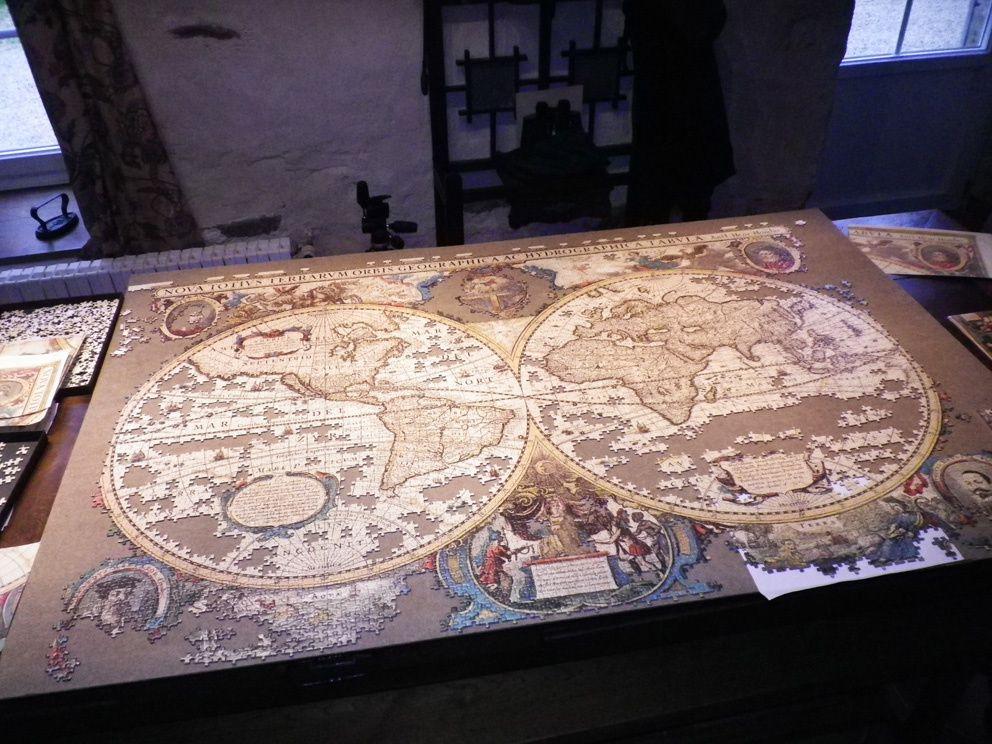 Le puzzle !