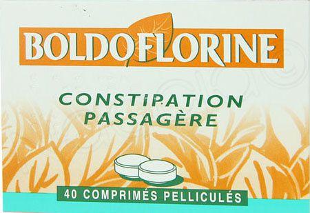 Pub rétro 2 : Boldoflorine