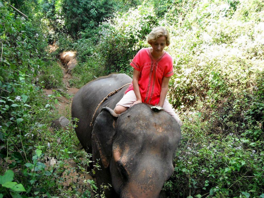 Fin d'année à Chiang Mai