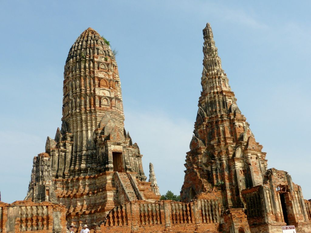Ayutthaya et son royaume