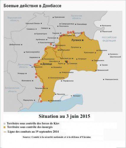 Ukraine: que reste-t-il de Minsk ?, par Jacques Sapir