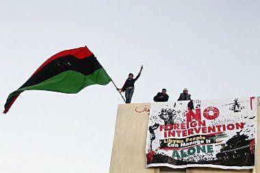 Libye, printemps 2011