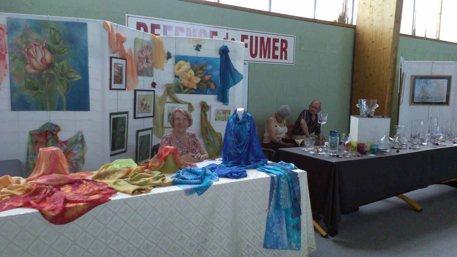 Salon des Arts de Surzur 2014