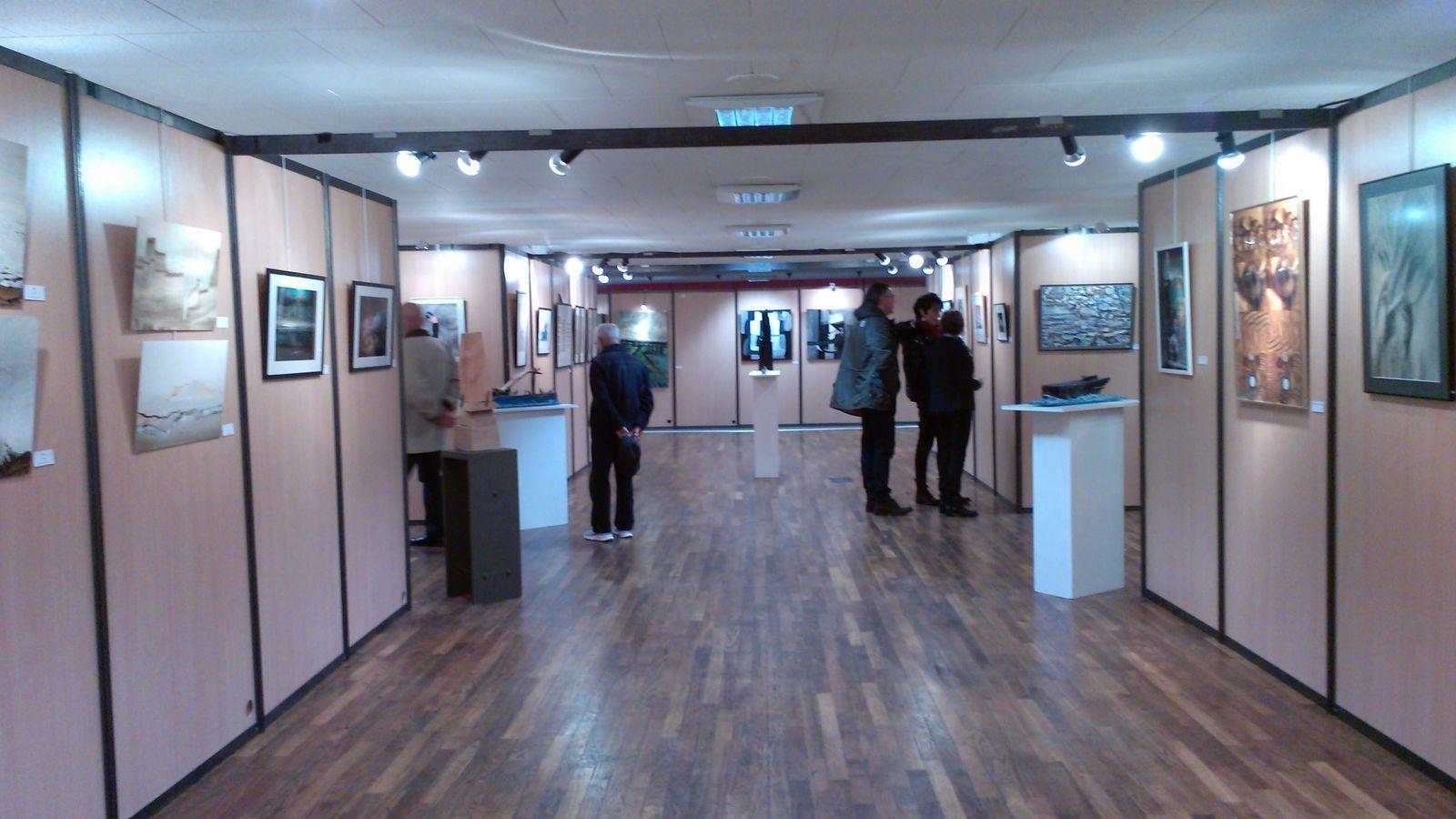 Salon des beaux arts de lorient 2016 lawrence wiland for Salon des beaux arts