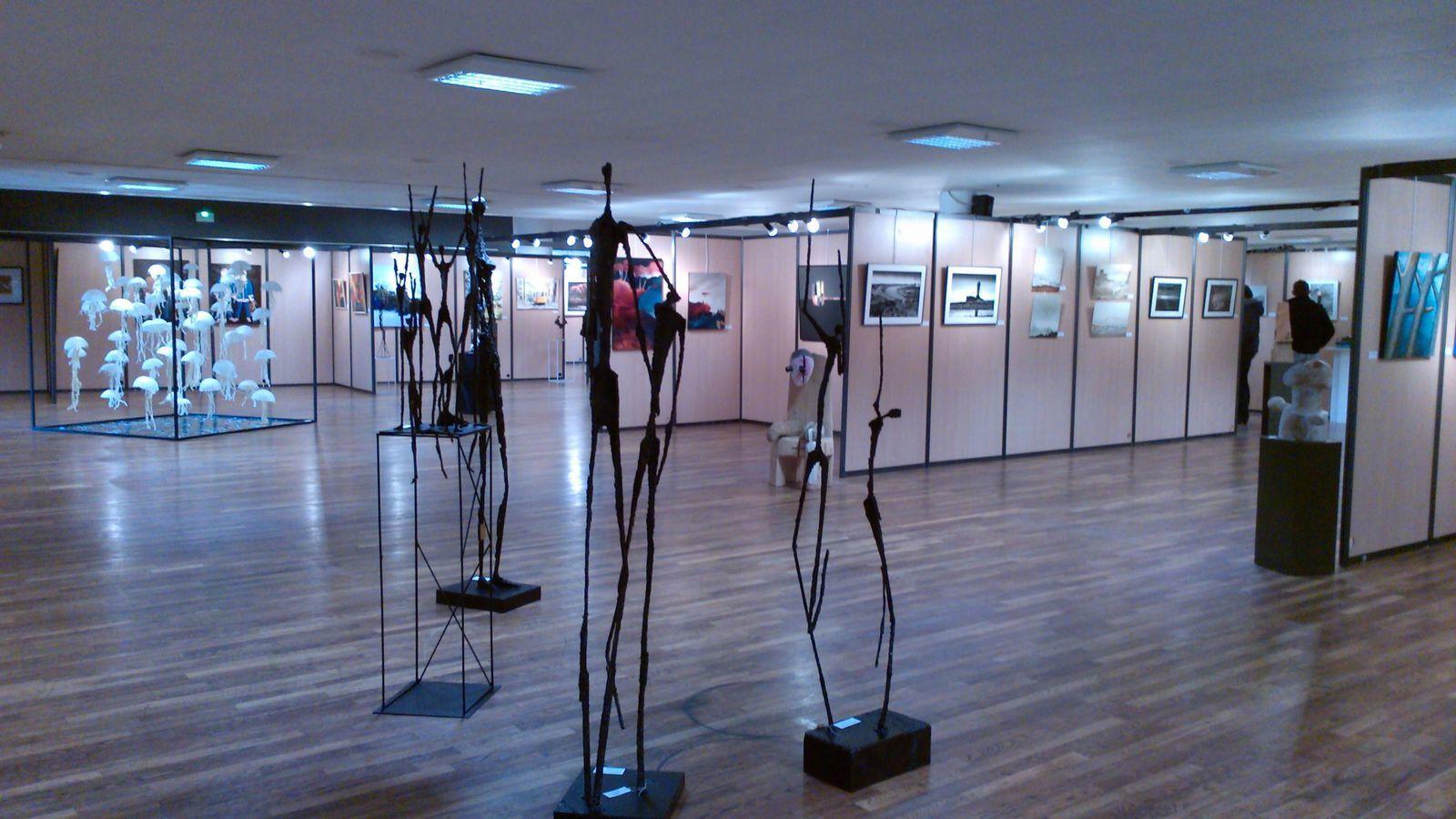 Salon des Beaux-Arts de Lorient - 2016
