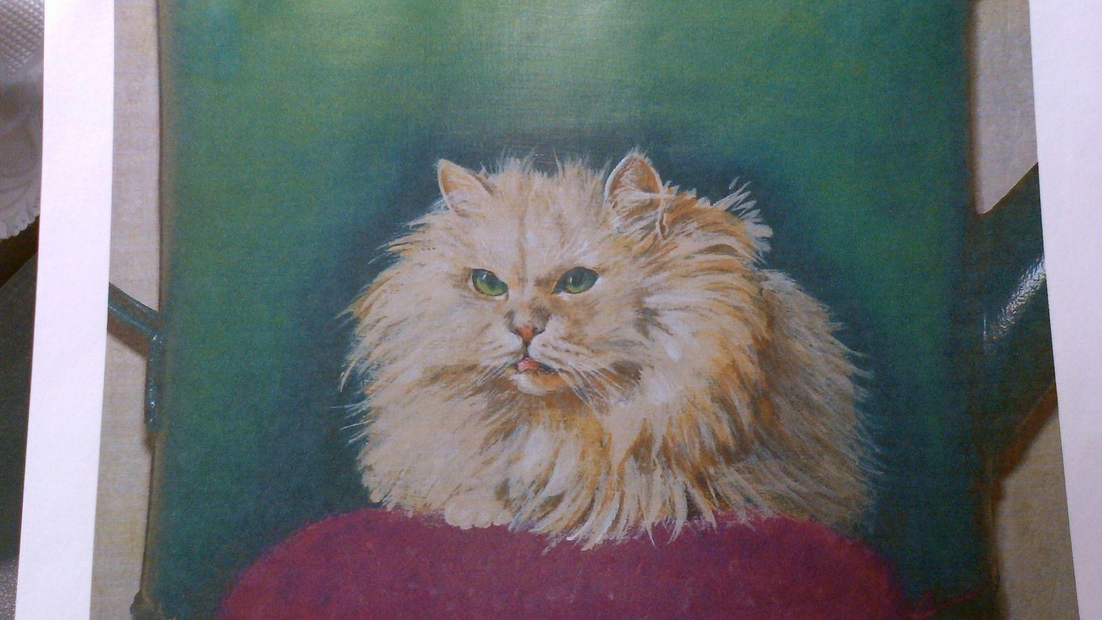 Cherchons le chat au Salon de St Quay Portrieux 2016