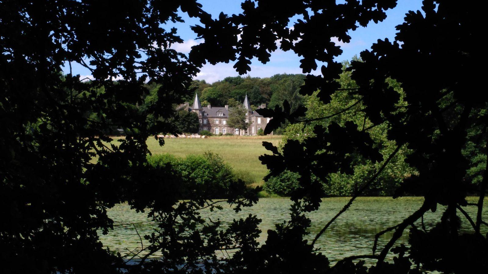 Les photos du 02/08/2016 : Le Château de Lémo à Augan