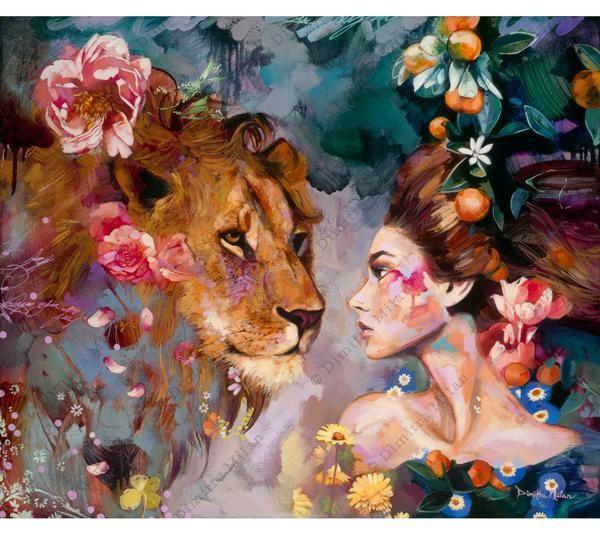 L'artiste du jour : DIMITRA MILAN
