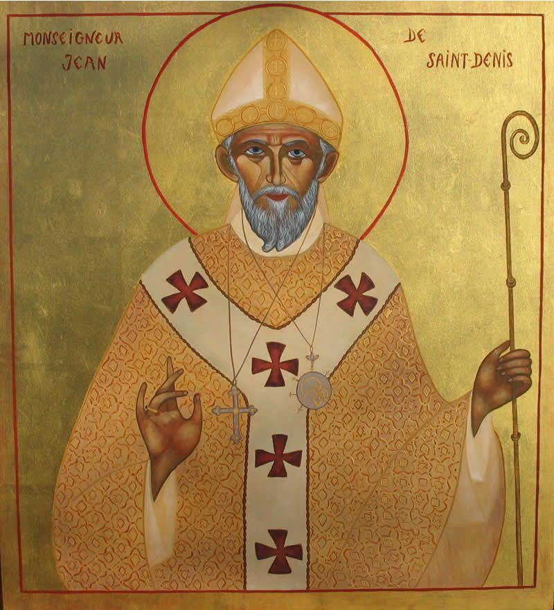 Rite liturgique selon Saint Germain de Paris