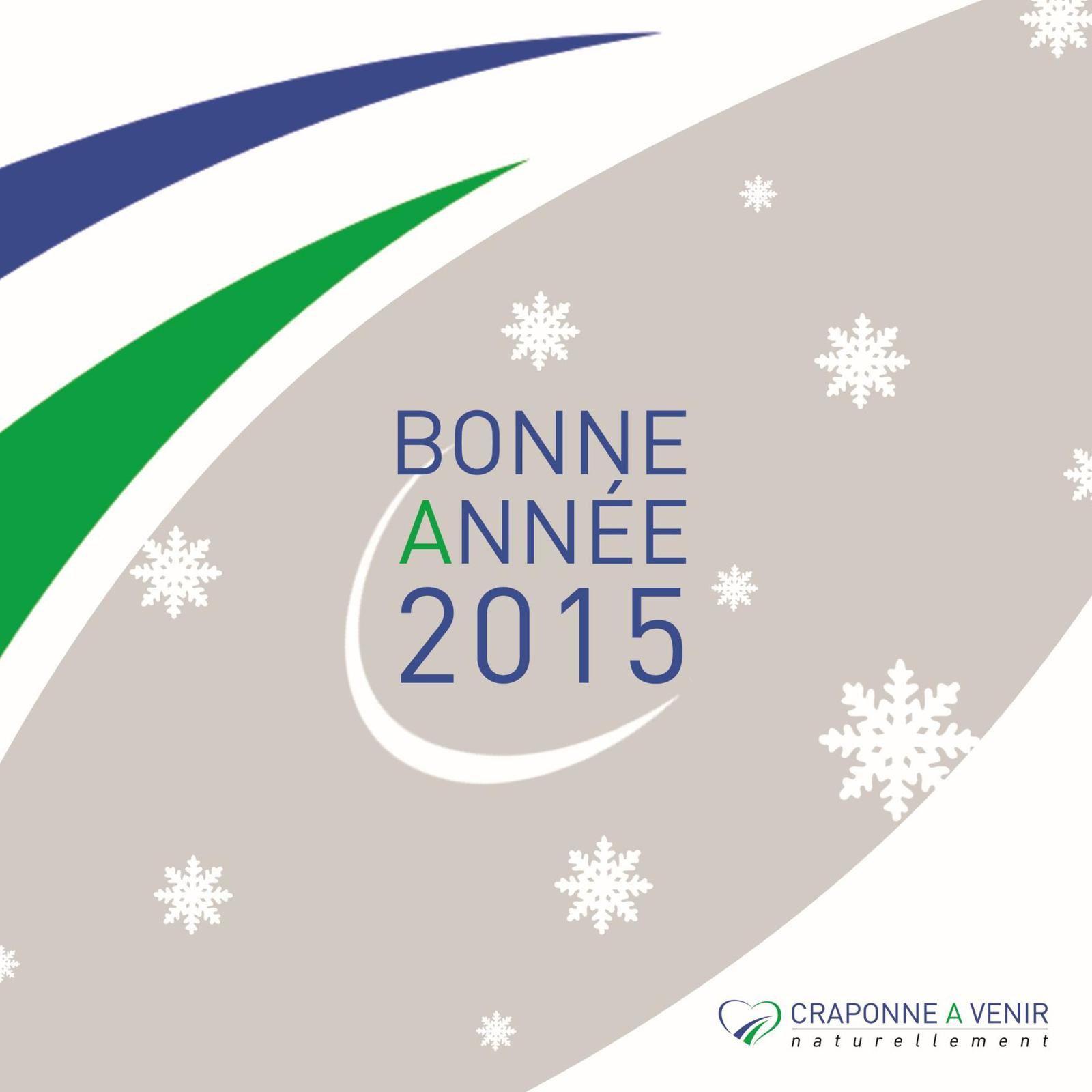 Voeux de Craponne à Venir - 23 janvier 2015