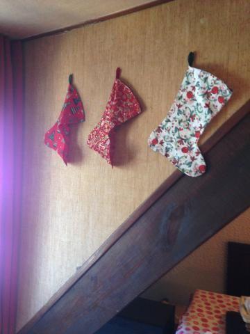 Noël se prépare.......