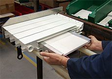 Fabrication Française, usine de production TECHNO fonte©