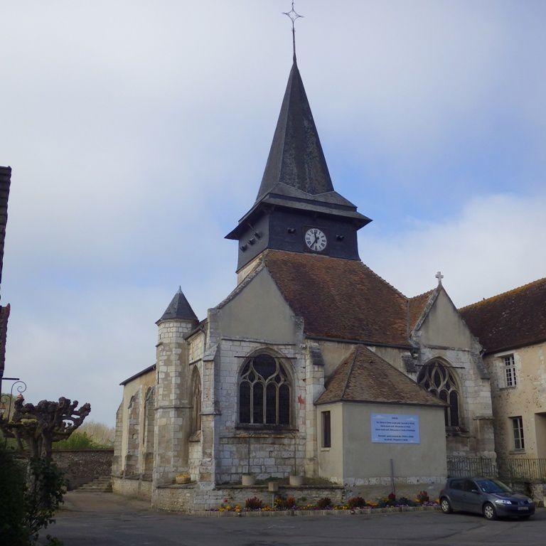 Eglise de Gasny