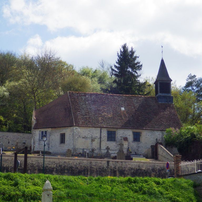 Eglise d'Amenucourt