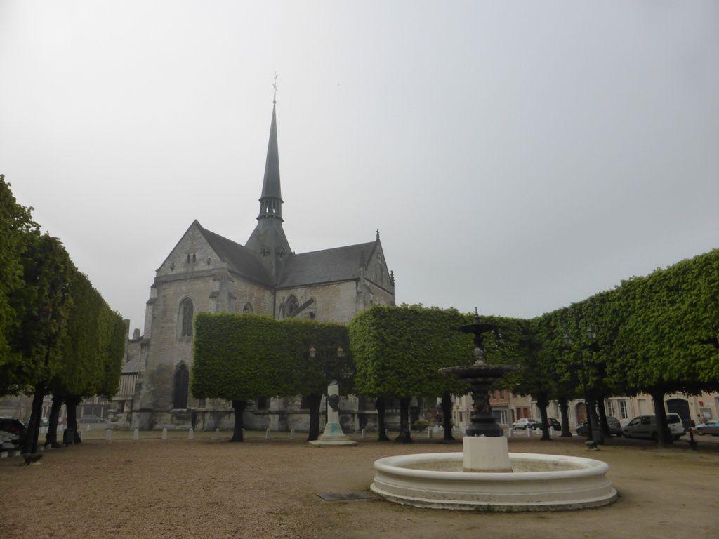 Petit Andelys - Eglise Saint Sauveur