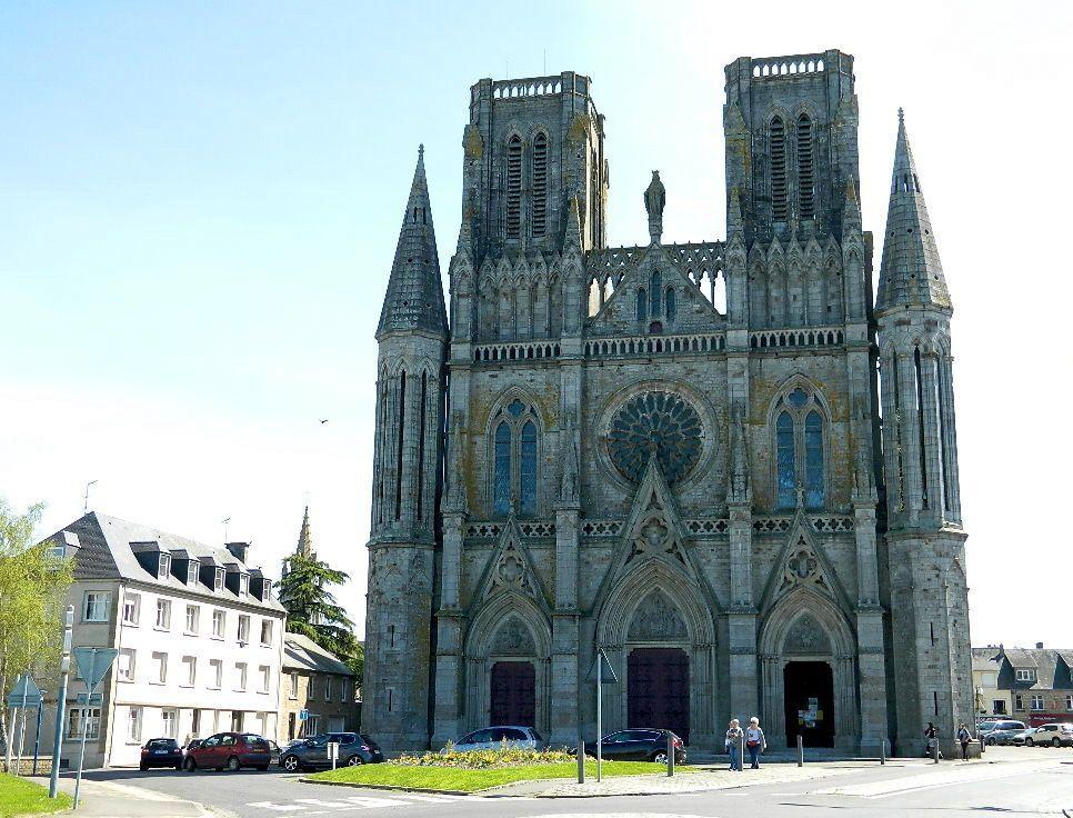 Avranches - Notre Dame des Champs