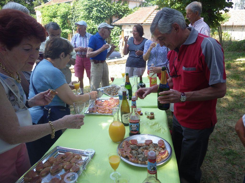 17/6/2015 - BBQ des randonneurs
