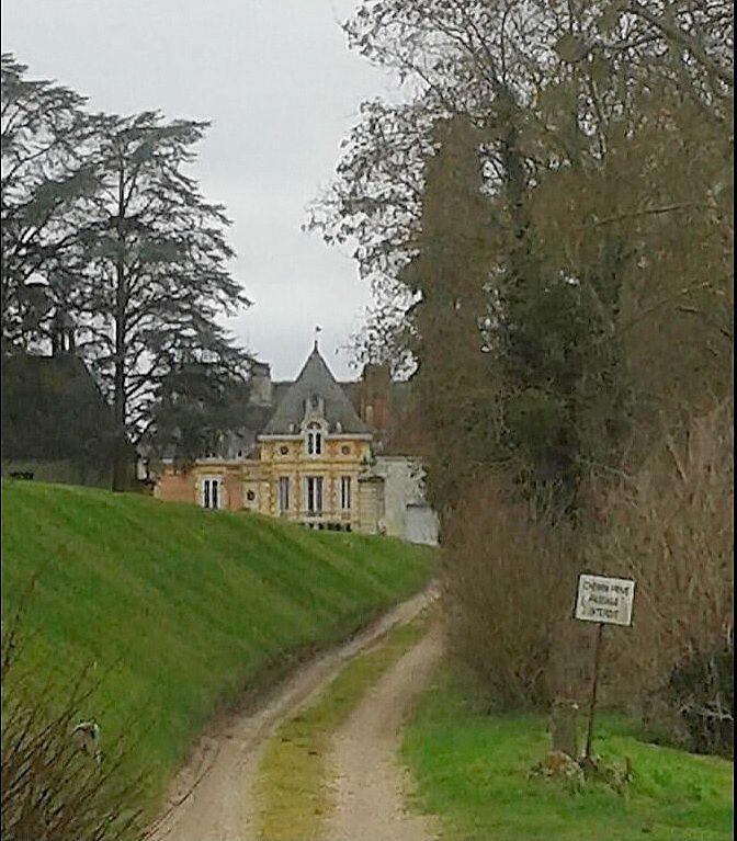 Oui, c'est bon, voici le Chateau de Rosay !