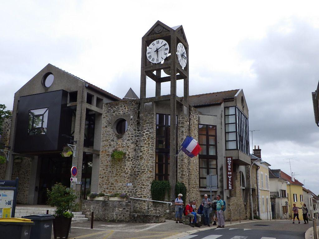 Retour à Bouffémont