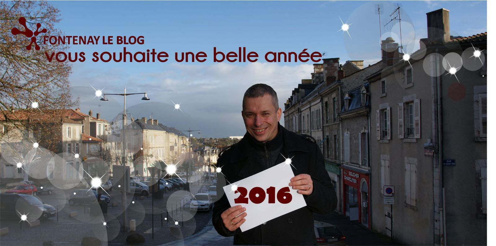 2016 ►Bonne et heureuse année !