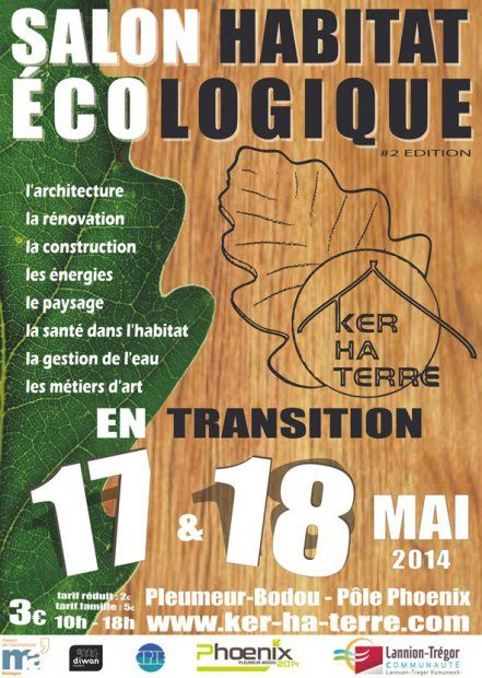 Salon Ker Ha Terre : 17/18 Mai 2014