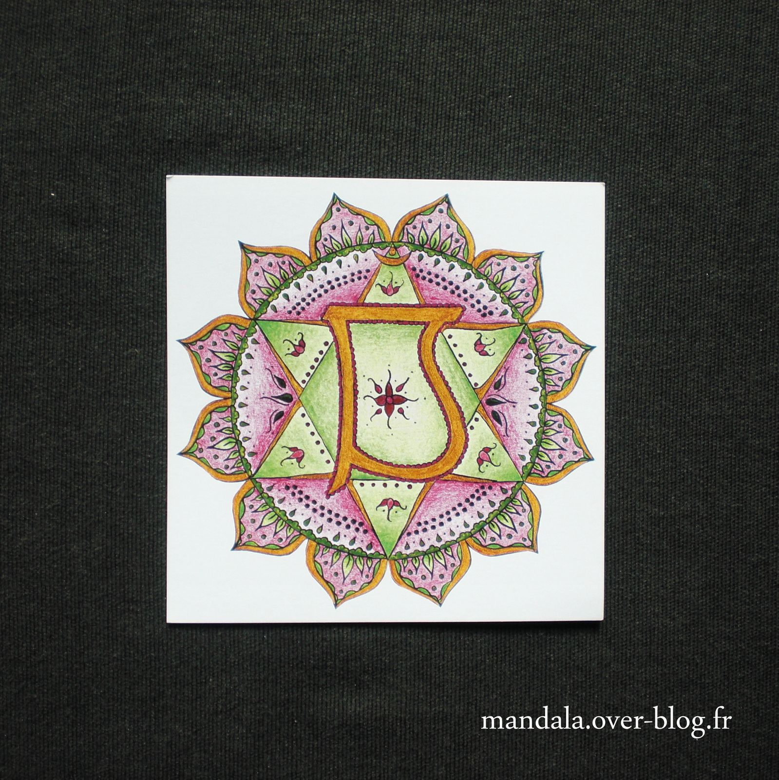 Cartes Mandalas