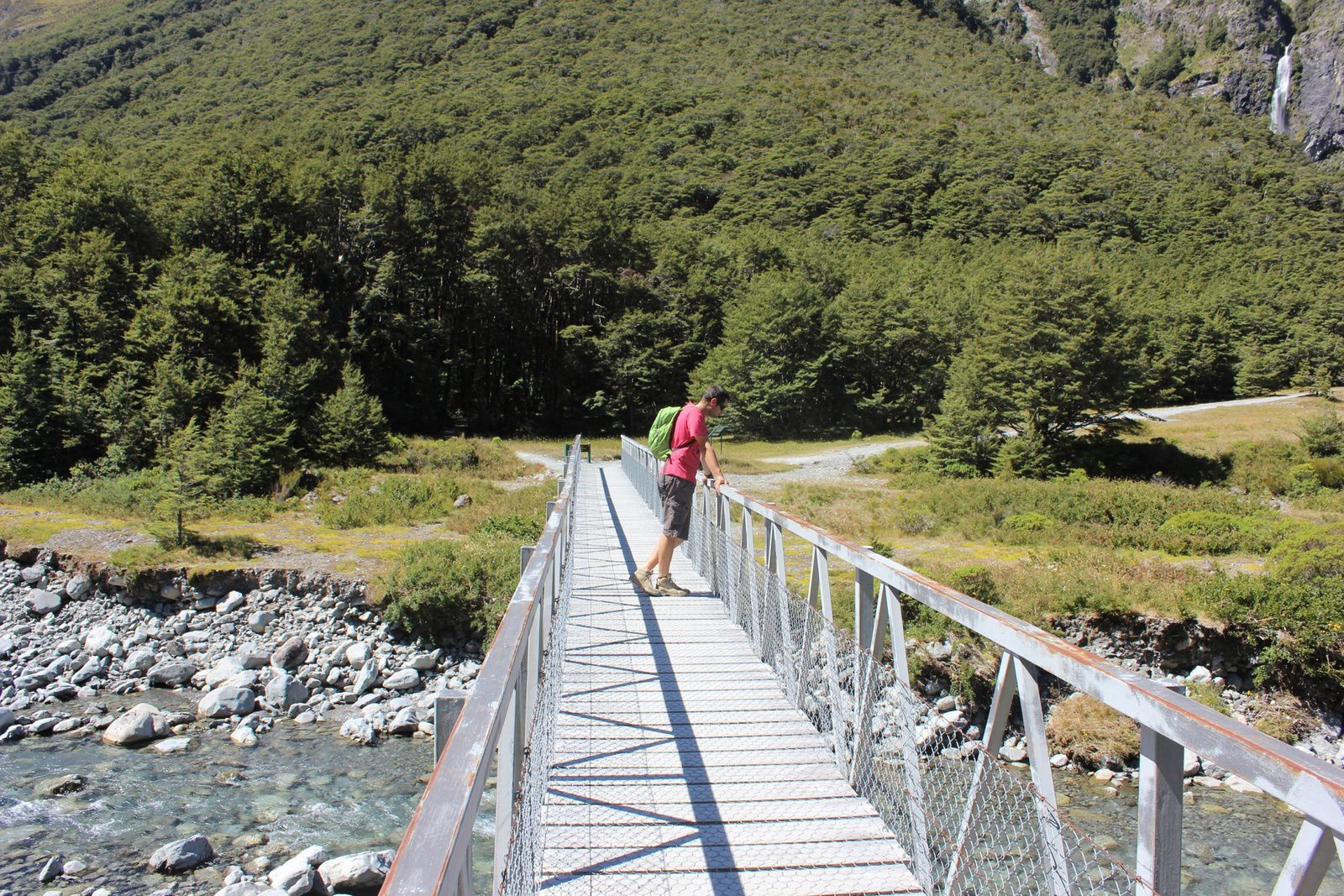 Arthur Pass Camille Mehdi In New Zealand Over Blog Com