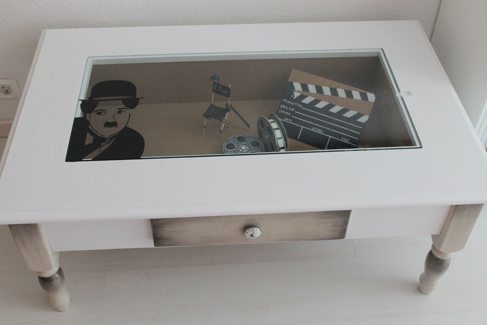 Ensemble Table Basse Meuble Tv Cin Ma 30 S Dieloart # Ensemble Table Basse Et Meuble Tv