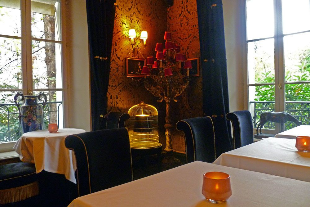 L 39 h tel particulier montmartre le paradis secret des for Hotel le secret