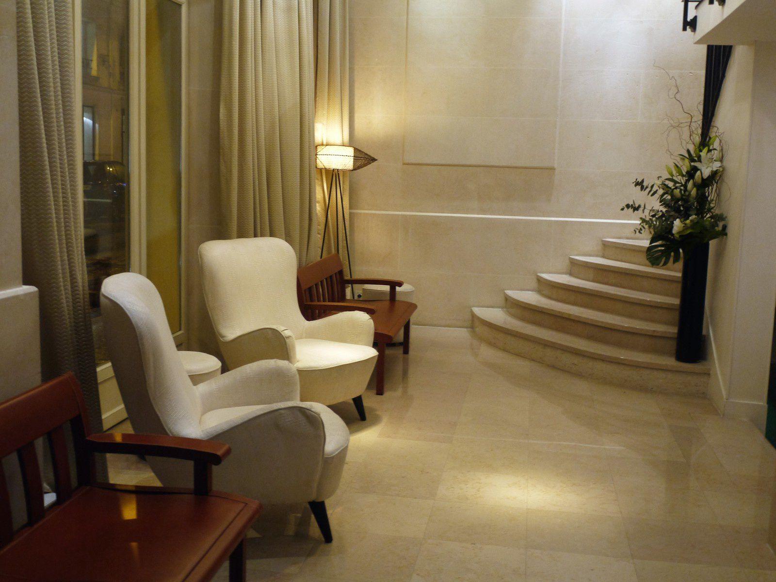 Le Pradey, un hôtel classieux à deux pas des Tuileries