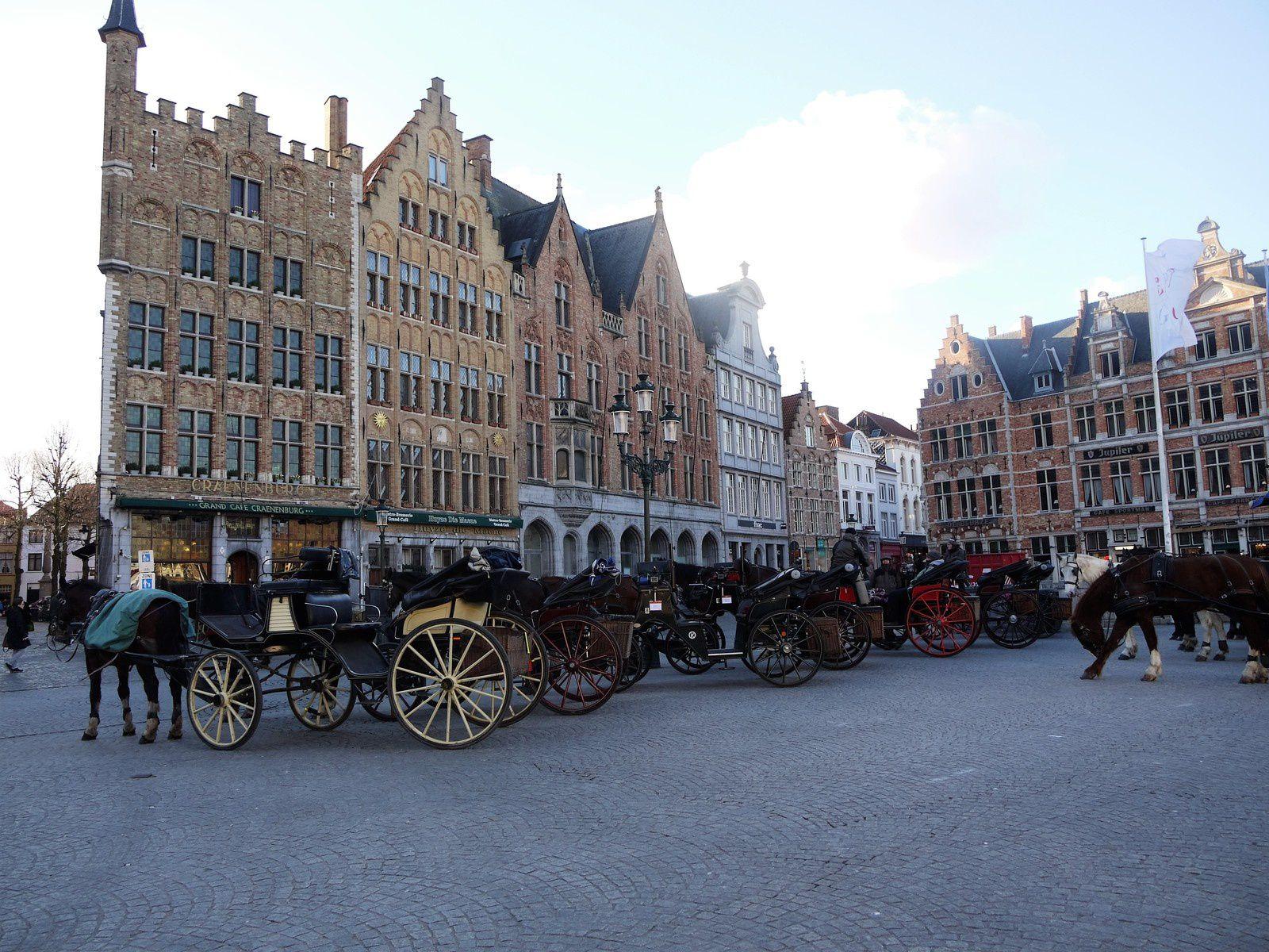 Bruges : 5 bonnes raisons de visiter la ville Belge