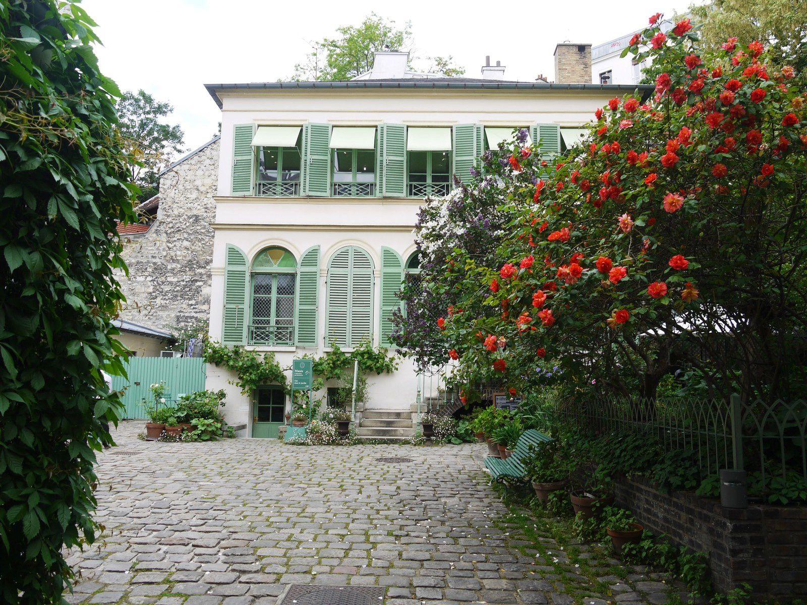 Le Musée de la vie romantique : le musée le plus mignon de Paris