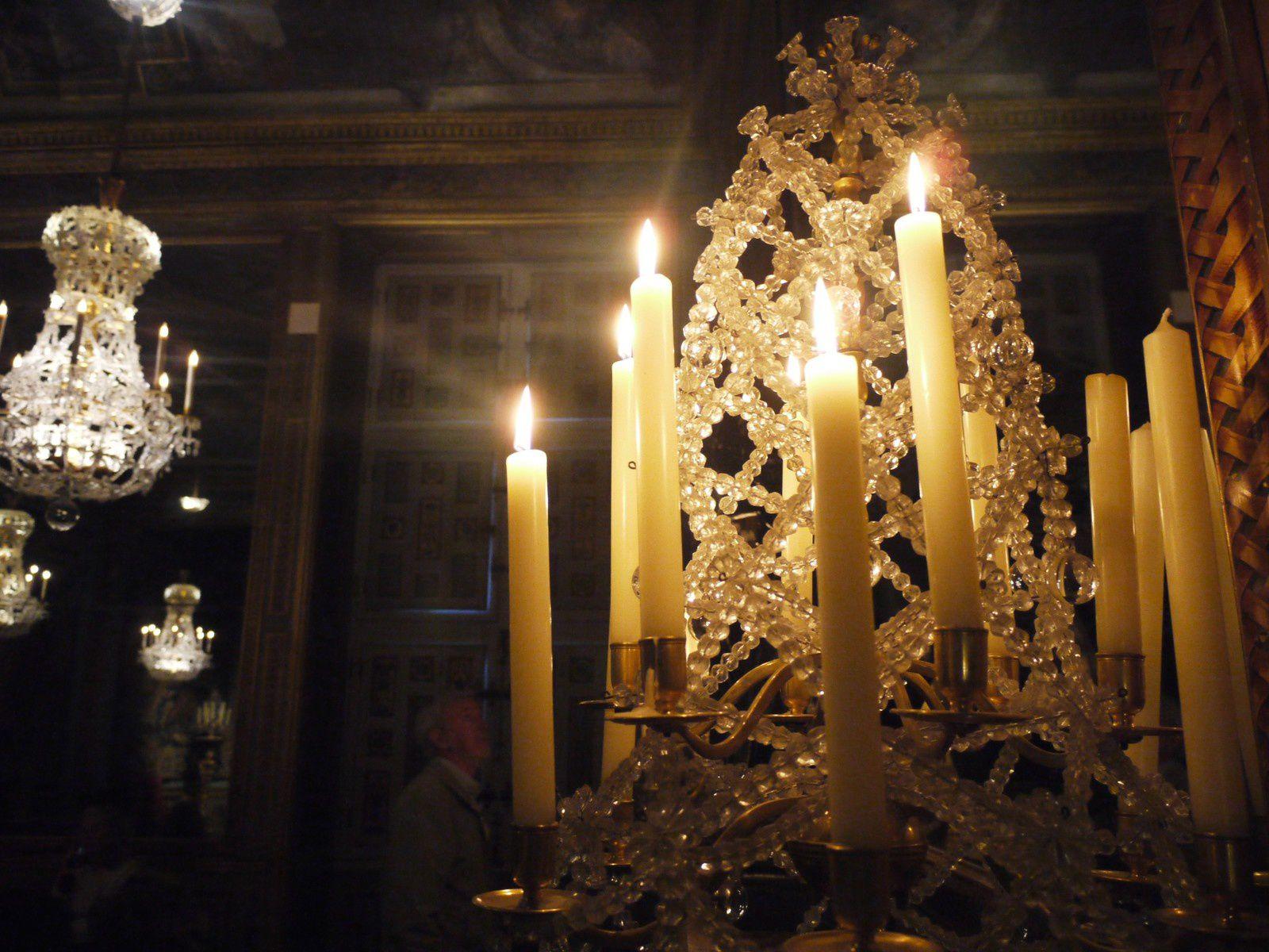 Virée au Château de Vaux-le-Vicomte (avec soirée aux chandelles)