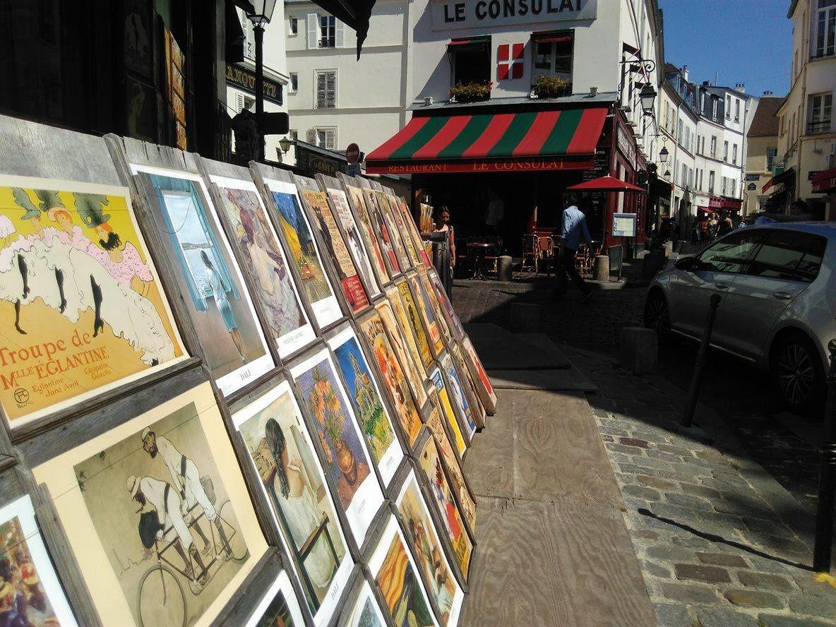 ♥♥ Retomber amoureuse de Montmartre ♥♥