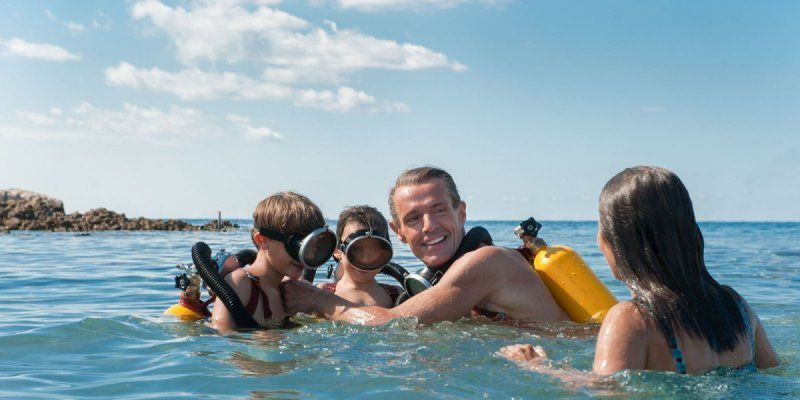 [Critique] L'Odyssée de Jérôme Salle, sur la vie du commandant Cousteau