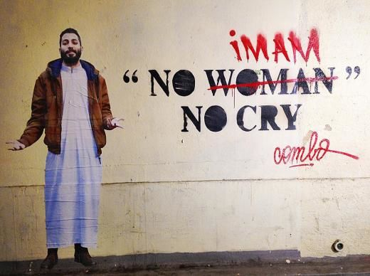 [Interview] Combo : rencontre avec le street-artiste engagé
