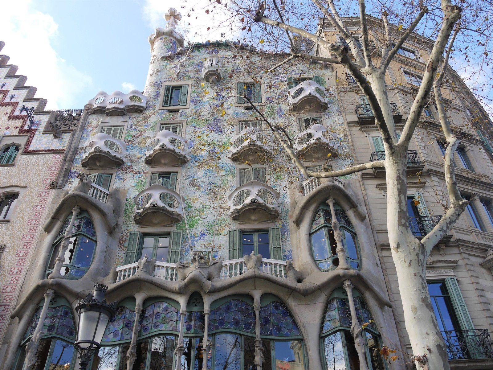 Barcelone : premier séjour et premières impressions