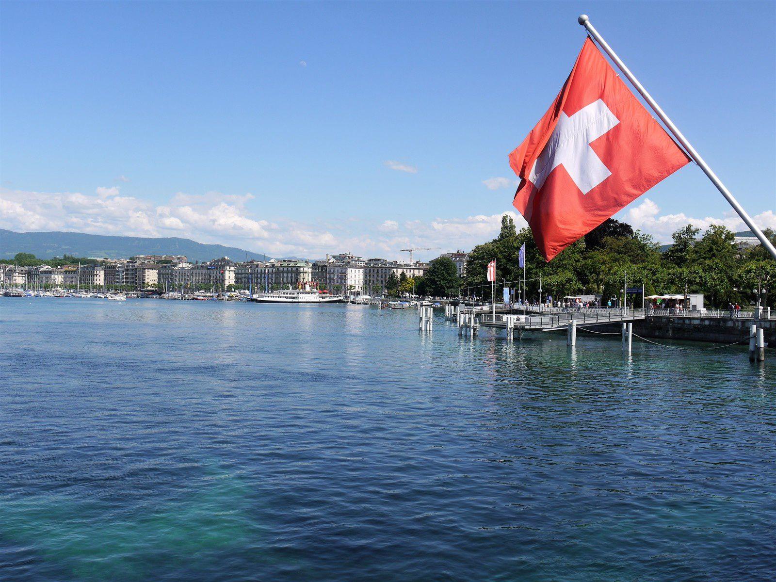 Un week-end de juin à Genève