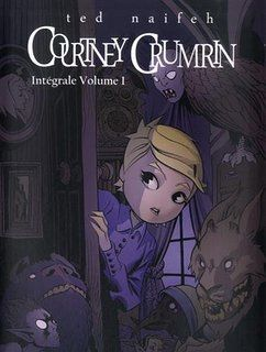 Courtney Crumrin, de Ted Naifeh.