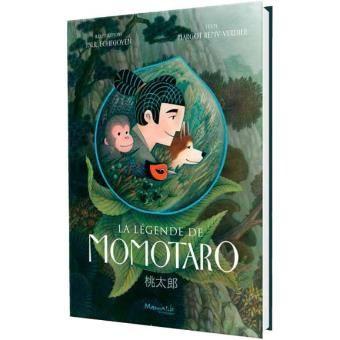 La légende de Momotaro, M. Remy-Verdier, ill. P. Echegoyen.