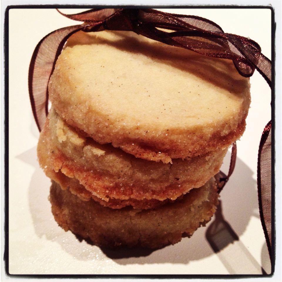 Les sablés diamant de Pierre Hermé... Un trésor de biscuit !