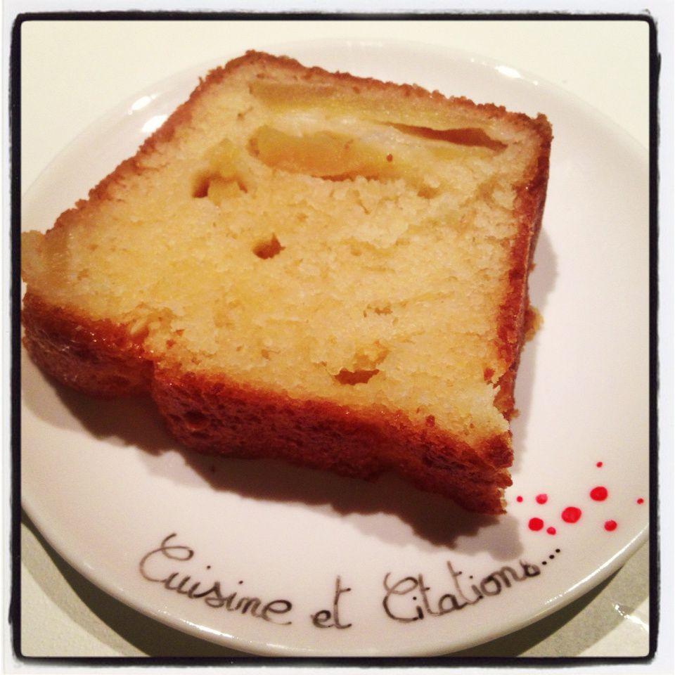 Mon gâteau pomme amande extra moelleux... Quand simplicité rime avec gourmandise !